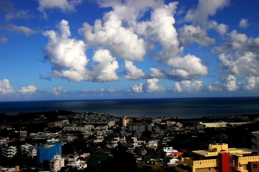 沖縄の海!!