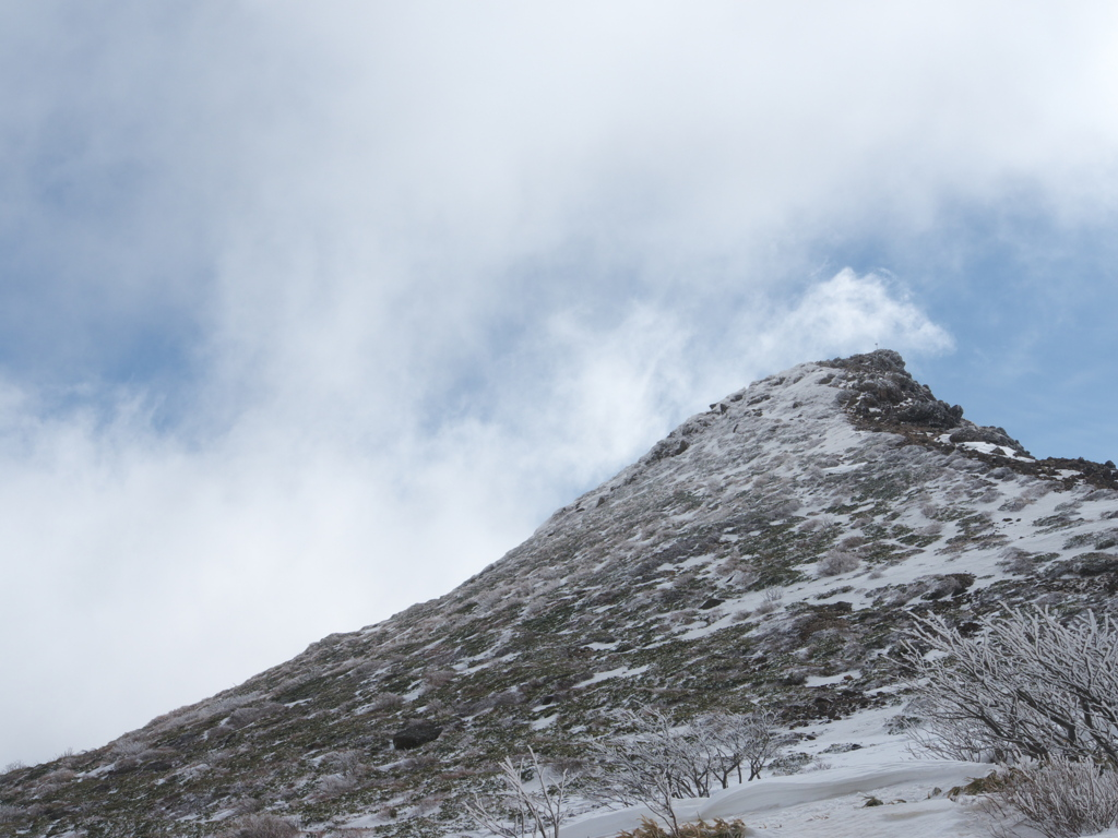 那須岳-朝日山