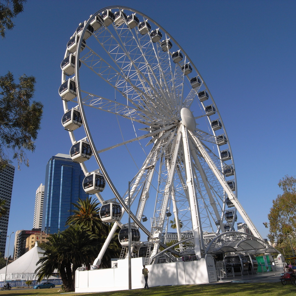 The Wheel of Perth