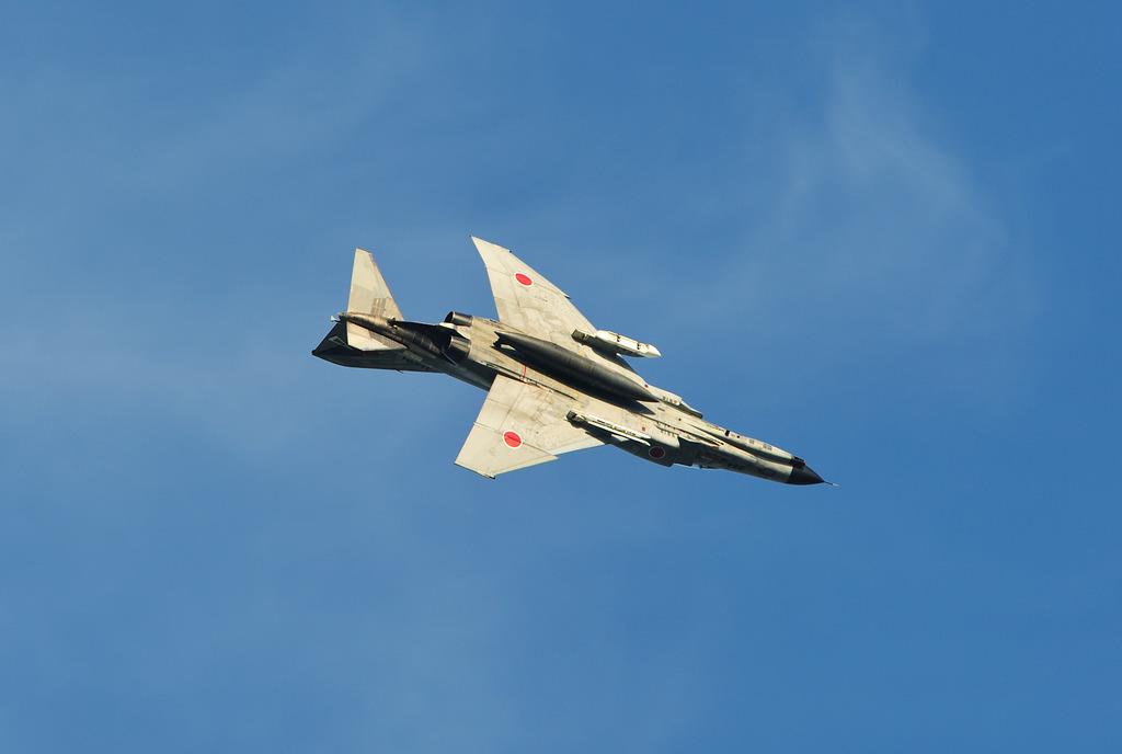 302SQ F-4EJファントム@百里