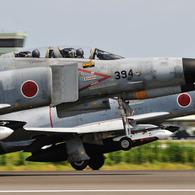 NIKON NIKON D700で撮影した乗り物(302SQ F-4EJタンデム@百里基地)の写真(画像)