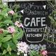 Cafe Blackboard