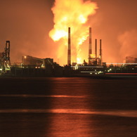 CANON Canon EOS Kiss X2で撮影した風景(爆発)の写真(画像)