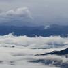 雲海を泳ぐ