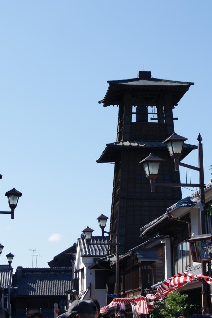 小江戸の鐘