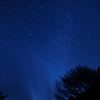 霧夜の星空