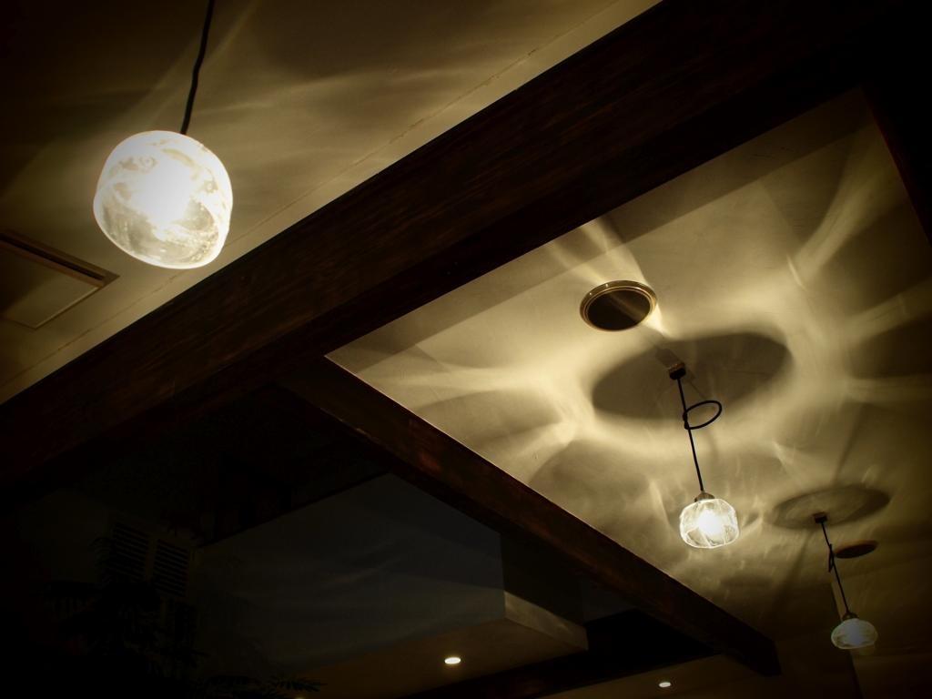 天井の宇宙