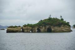 松島島巡り 鐘島