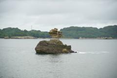 松島島巡り 仁王島