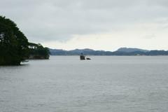 松島島巡り 千貫島