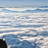 前略、雲の上から。