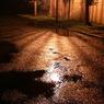 APPLE iPhoneで撮影した風景(雨上がり)の写真(画像)