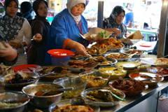 インド人街のとある食堂