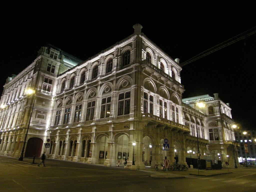 ウィーンの夜