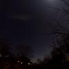 山小屋の夜