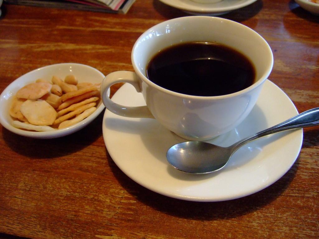 コーヒーブレイク♪