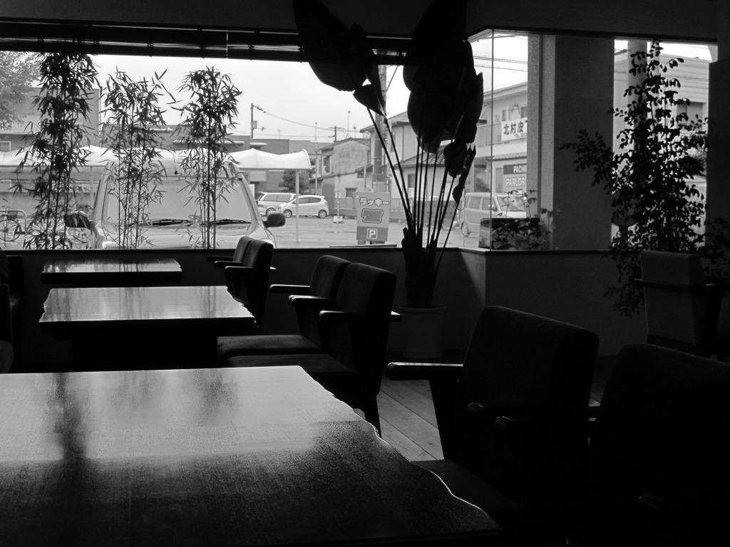 ご近所のカフェ