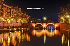 ハウステンボス 光の街