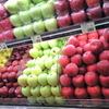 リンゴの整列