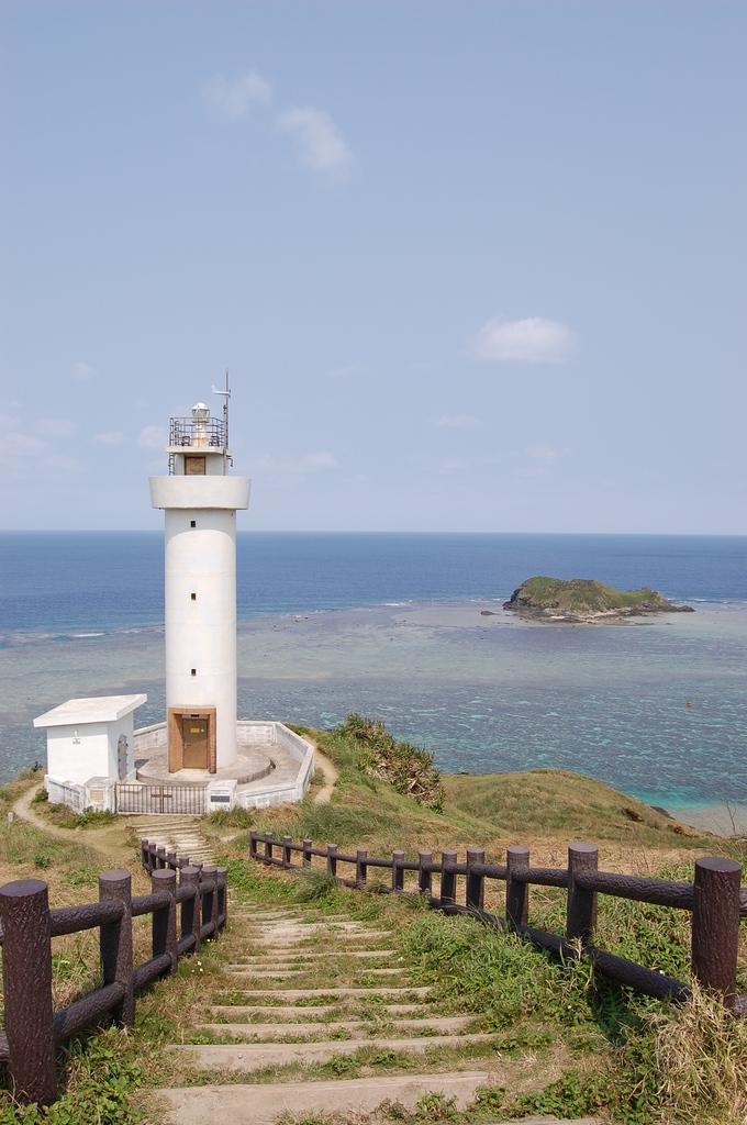 石垣島-平久保崎灯台