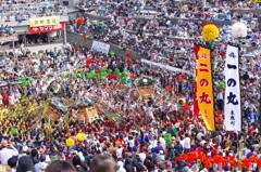 IMGP8555  灘のけんか祭り その1