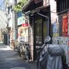 西新宿路地裏