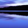 空に近い池・・・静寂