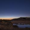 夜明けの湿原1