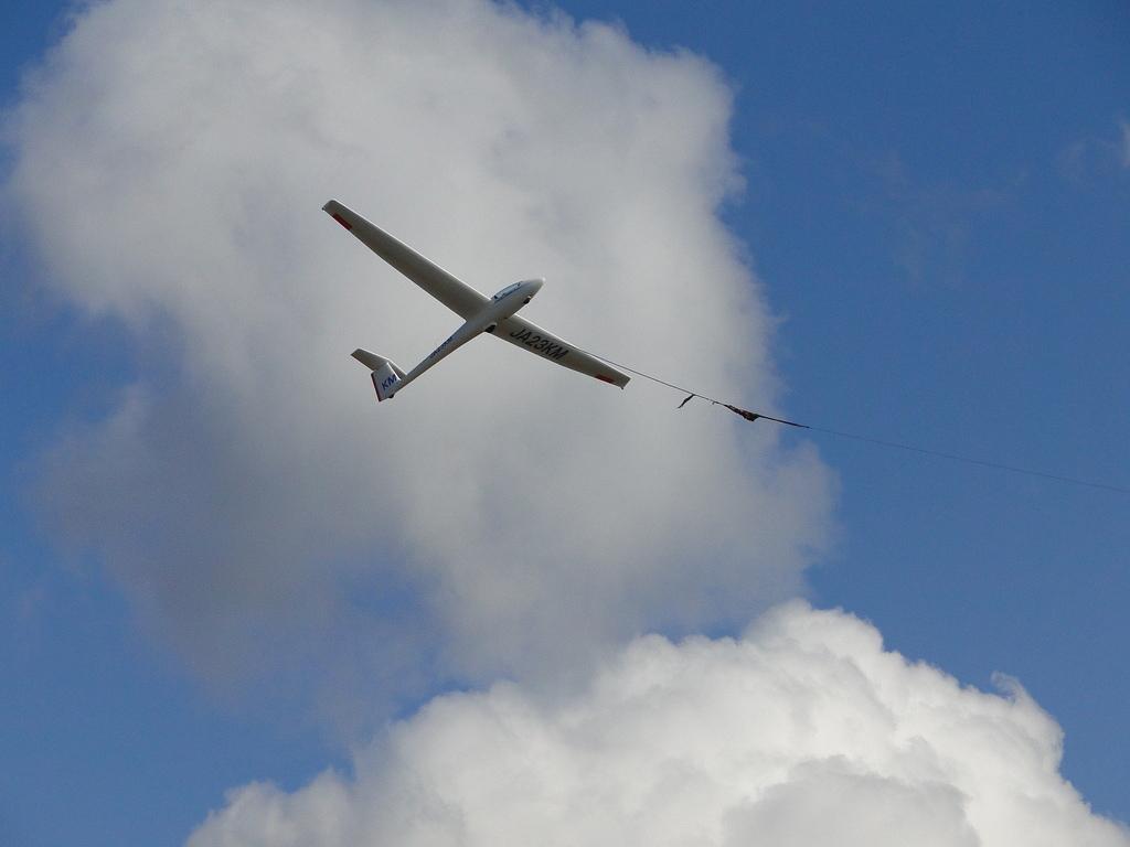 霧ヶ峰 グライダー