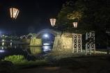 夜の錦帯橋