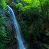 払沢の滝(HDR)