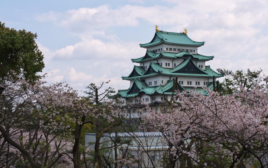清須櫓からの眺め