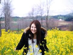 微笑み 春につつまれて…