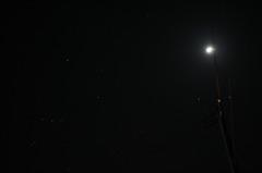 311後の夜空
