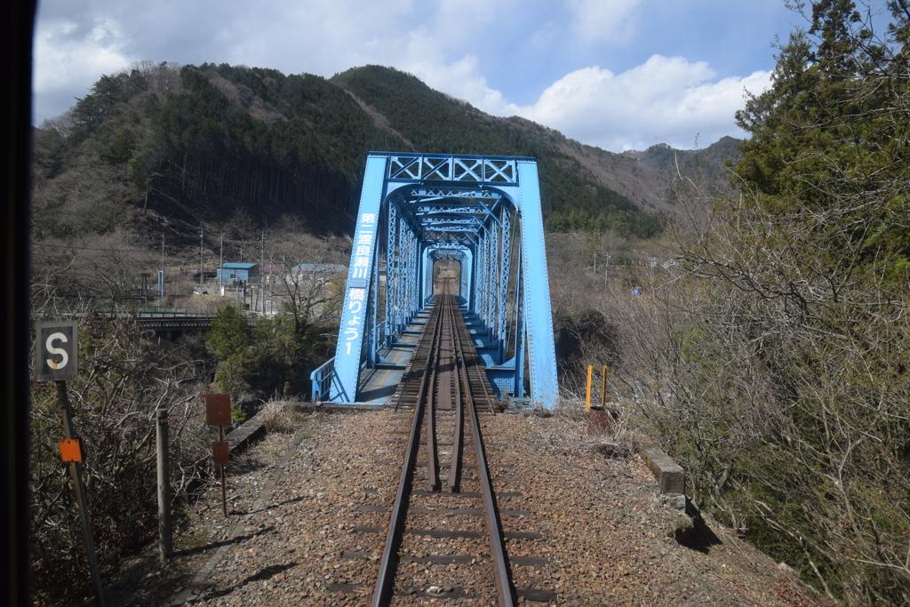 わたらせ渓谷鐵道の旅7
