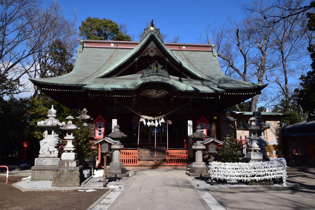 上野国総社神社3