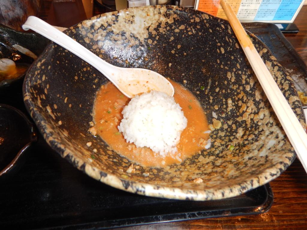 三ツ矢堂製麺 汁なし担々麺5