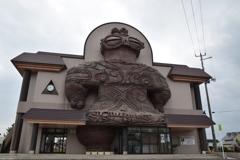 JR木造駅1