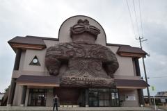 JR木造駅2