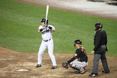 松井55 at bat 3