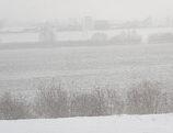 吹雪の対岸