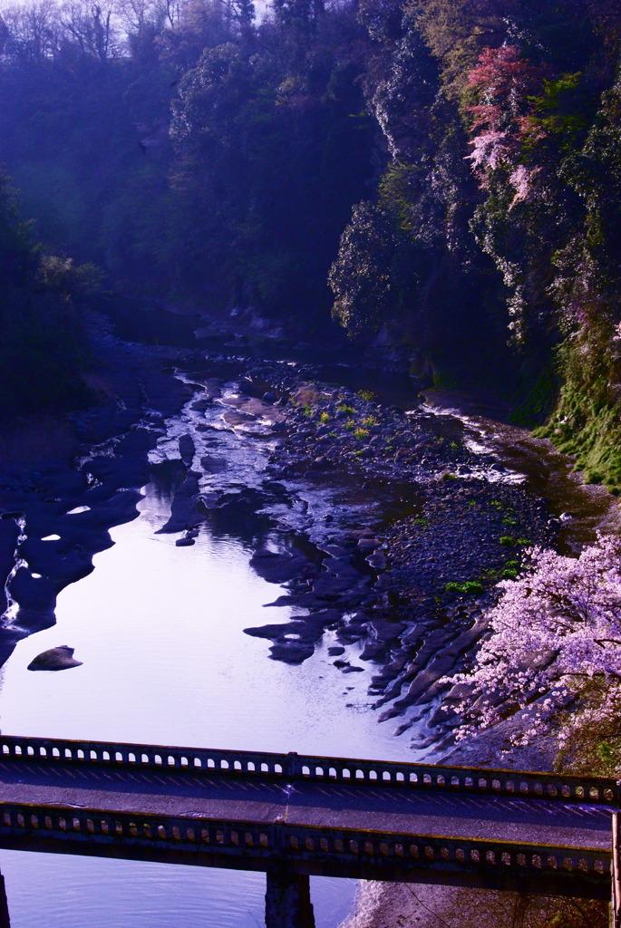 春〜の小川は〜