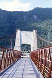 美濃橋 渡る