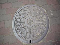 堺市のマンホール