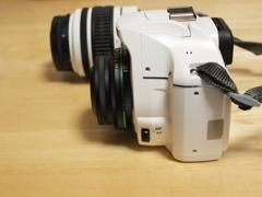 DA40mm F2.8 Limited × K-x