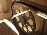 a wheel of escalator