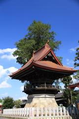 東海寺(布施弁天)