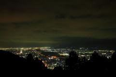 雨上がりの夜景Ⅱ