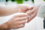 exchange of rings..