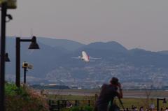JEX 737 Takeoff